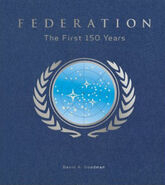 Star Trek Federation - The First 150 Years cover