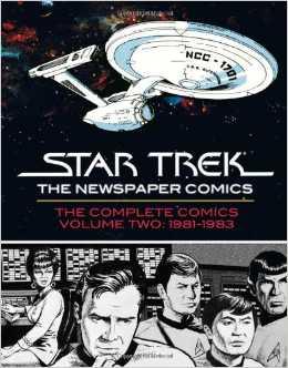 Star Trek: The Newspaper Comics, Volume 2