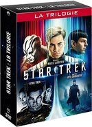 Star trek, star trek into darkness, star trek sans limites (DVD) coffret 2016