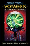 VOY Seven's Reckoning omnibus cover