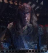 Klingon bridge officer 1, 2154