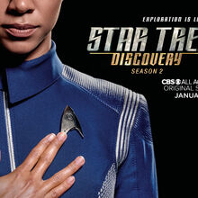 Star Trek Discovery Season 2 Michael Burnham banner 2.jpg
