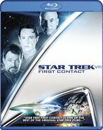 Star Trek First Contact BD cover Region A