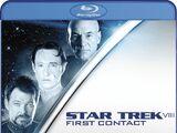 Star Trek: First Contact (blu-ray)
