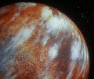 TOS planet