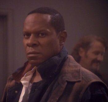 Benjamin Sisko takes Gabriel Bell's place in 2024