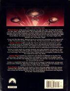Encyclopedia first edition hardback back cover