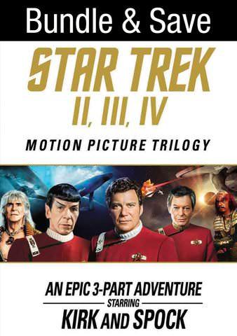 Star Trek: Motion Picture Trilogy (digital)