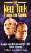New Trek Program Guide cover