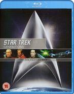 Star Trek Generations Blu-ray cover Region B