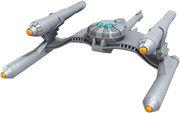 Eaglemoss Gorn Starship.jpg