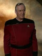 Janeway's admiral uniform, 2350s