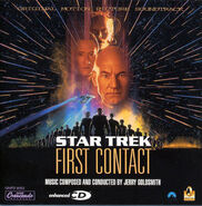 Star Trek First Contact soundtrack
