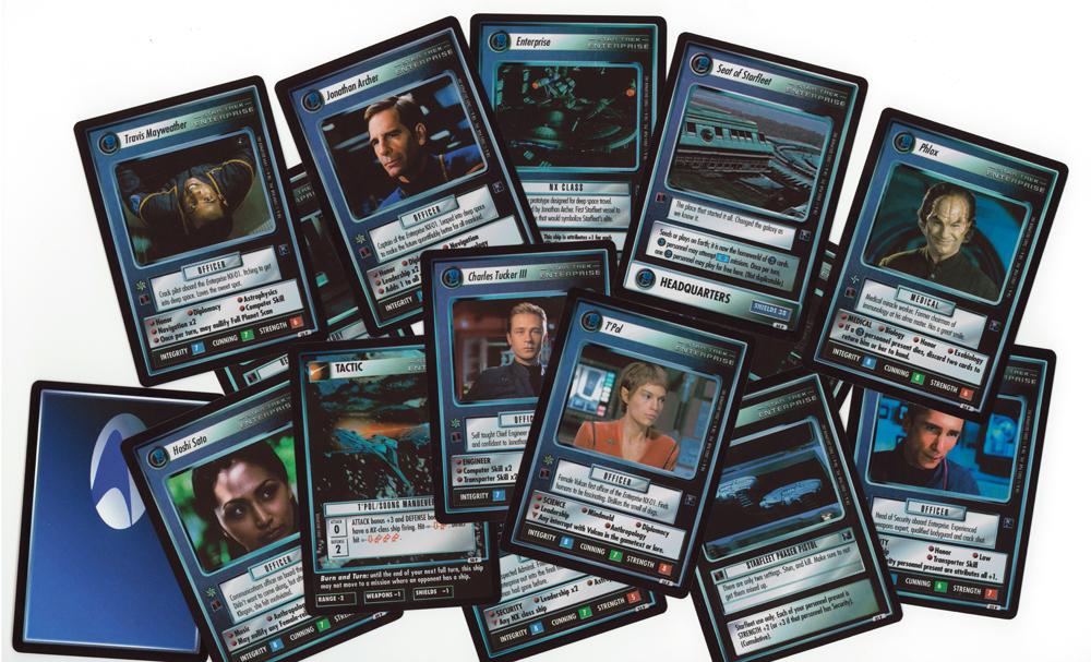 CCG: The Enterprise Collection