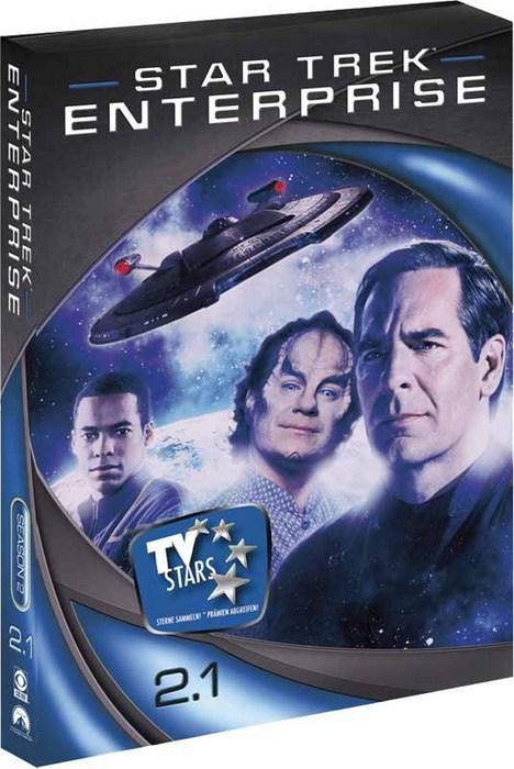 ENT DVD-Box Staffel 2.1