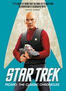 Star Trek Classic Picard cover