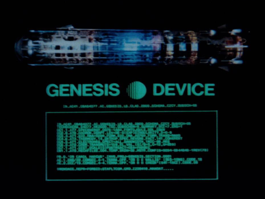 Genesis-Projektil