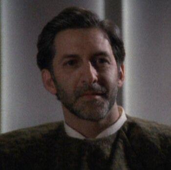 John Torres in 2378