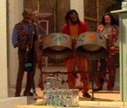 Karibische Band Hologramme