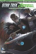 Spectrum War issue 4 cover A