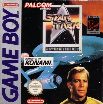 Star Trek: 25th Anniversary (GameBoy)