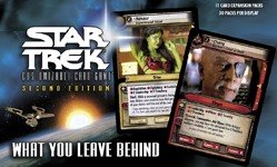 CCG: What You Leave Behind