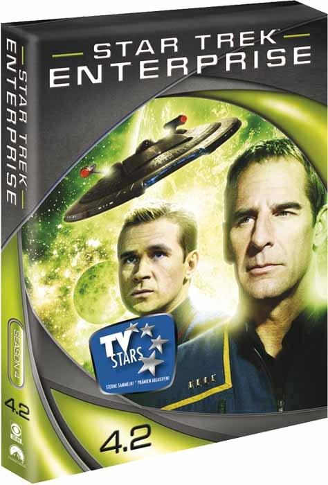 ENT DVD-Box Staffel 4.2