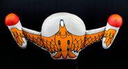 QMx Romulan Bird-of-Prey plush