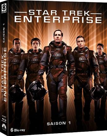 Star Trek: Enterprise (blu-ray)
