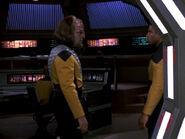Enterprise-D brig control room