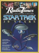 Star Trek 30 Years UK cover