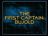 The First Captain: Bujold