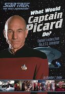 What Would Captain Picard Do cover