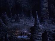 Alpha Onias III caves
