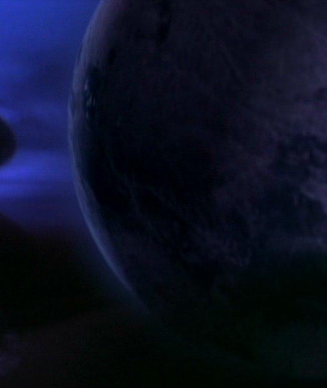 Unnamed Delta Quadrant planetoids