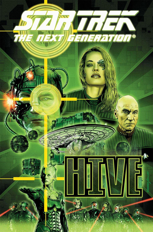 Star Trek: The Next Generation - Hive (omnibus)