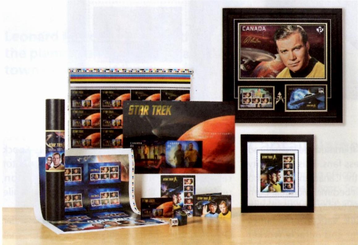 2016 Canada Post Star Trek collectibles.jpg