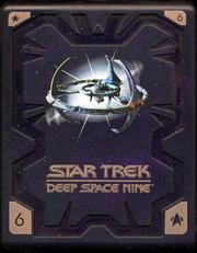 DS9 DVD-Box Staffel 6