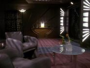 Deep Space 9 crew quarters