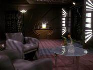 Deep Space 9 crew quarters