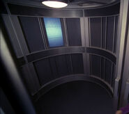 Enterprise turbolift, interior
