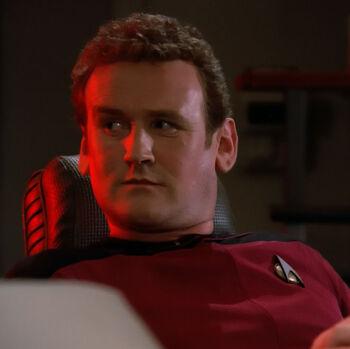 Miles Edward O'Brien (2364)