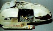 Type 7 shuttlecraft Kotoi