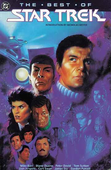 The Best of Star Trek (omnibus)