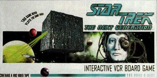 Star Trek: The Next Generation - Borg Q-Uest