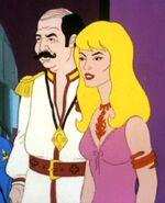 Harry Mudd and Lora