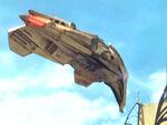 Kazon-Raider in Atmosphäre