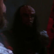 Klingon high council member 2, 2366