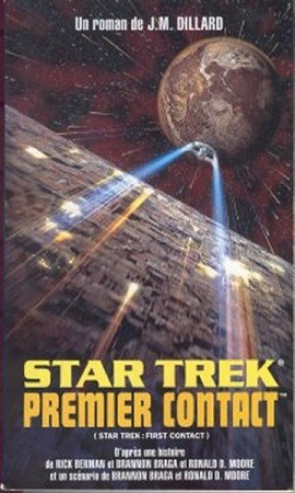 Star Trek: First Contact (roman)