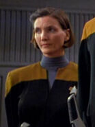 USS Voyager ops officer 68
